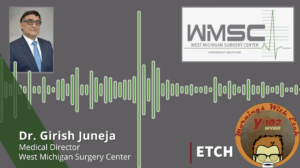 Y102.3 FM interview with Girish Juneja, MD